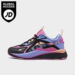 Women's Puma RS-Curve Marble Casual Shoes