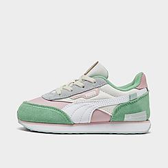 Girls' Toddler Puma x Animal Crossing: New Horizons Future Rider Casual Shoes