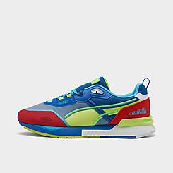 Boys' Big Kids' Puma Mirage Tech Casual Shoes