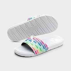 Women's Puma Cool Cat Echo Slide Sandals