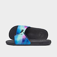 Women's Puma Cool Cat Dark Prismatic Slide Sandals