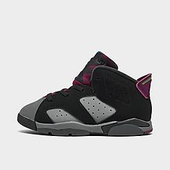 Kids' Toddler Air Jordan Retro 6 Basketball Shoes