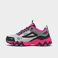 Girls' Big Kids' Fila Oakmont TR Casual Shoes