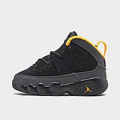 Kids' Toddler Air Jordan Retro 9 Basketball Shoes