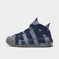 Boys' Big Kids' Nike Air More Uptempo '96 Basketball Shoes