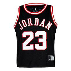 Girls' Jordan Cropped Tank Jersey