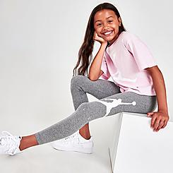 Girls' Jordan Jumpman Logo Leggings