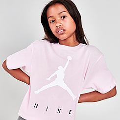 Girls' Jordan Jumpman By Nike T-Shirt