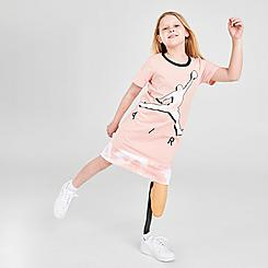 Girls' Jordan Tie-Dye Dress