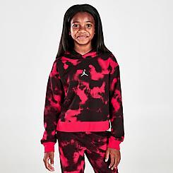 Girls' Jordan Essentials Boxy Pullover Hoodie