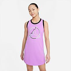 Girls' Jordan J's Are For Girls Colorblock Dress