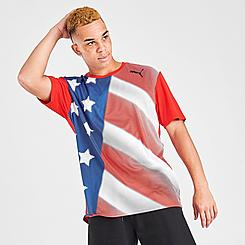 Men's Puma Country Emblem Tech T-Shirt