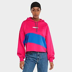 Women's Puma International Colorblock Hoodie