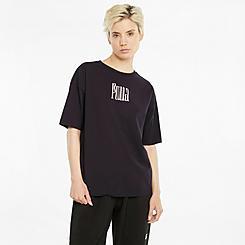 Women's Puma Downtown Graphic T-Shirt