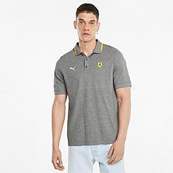 Men's Puma Scuderia Ferrari Race Polo Shirt
