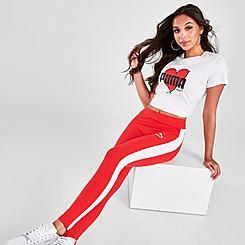 Women's Puma Iconic T7 Leggings
