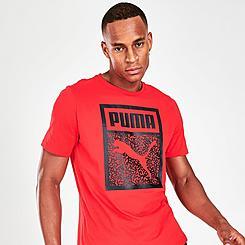 Men's Puma Magma Short-Sleeve T-Shirt