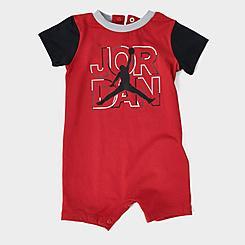 Boys' Infant Jordan Colorblock Romper