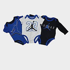 Infant Jordan Jumpman Mashup Bodysuit Set (3-Pack)