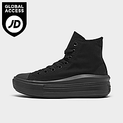 Women's Converse Chuck Taylor All Star Move Platform High Top Casual Shoes