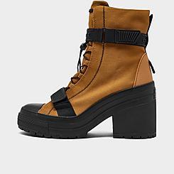 Women's Converse Canvas Utility Chuck Taylor All Star GR82 Platform High Top Sneaker Boots