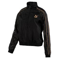 Women's Puma T7 Metal Woven Jacket