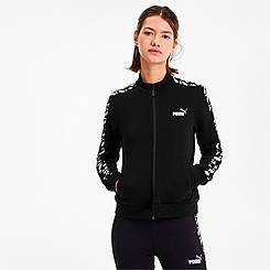 Women's Puma Amplified Track Jacket