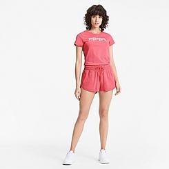 Women's Puma Summer Shorts
