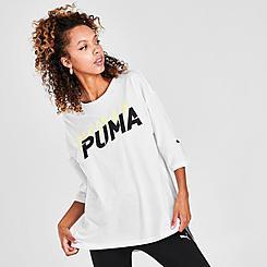 Women's Puma Modern Sports Fashion T-Shirt