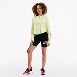 Women's Puma Modern Sports Bike Shorts