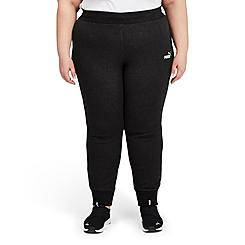 Women's Puma Essentials Jogger Sweatpants (Plus Size)