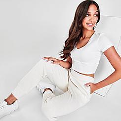Women's Puma Essentials Jogger Sweatpants