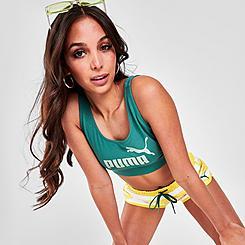 Women's Puma Essentials Crop Bra Top