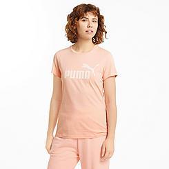 Women's Puma Essentials Logo T-Shirt