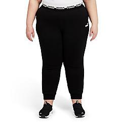 Women's Puma Amplified Training Jogger Pants (Plus Size)