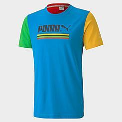 Men's Puma Unity Colorblock T-Shirt