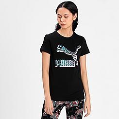 Women's Puma CG Graphic T-Shirt