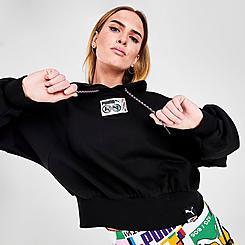 Women's Puma International Graphic Hoodie