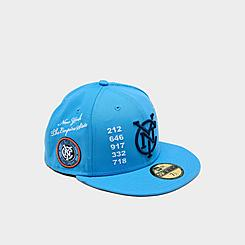 New Era New York City FC MLS Local 59FIFTY Fitted Hat