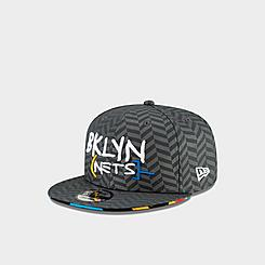 New Era Brooklyn Nets Authentics City Series NBA 9FIFTY Snapback Hat