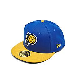 New Era Indiana Pacers NBA Colorpack 59FIFTY Fitted Hat