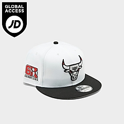 New Era Chicago Bulls NBA Champions 9FIFTY Snapback Hat