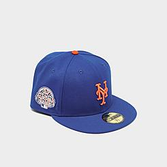 New Era New York Mets MLB Icy Side Patch 59FIFTY Fitted Hat