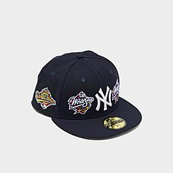 New Era New York Yankees MLB World Champs Fitted 59FIFTY Hat