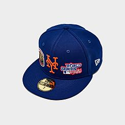 New Era New York Mets MLB World Champs Fitted 59FIFTY Hat