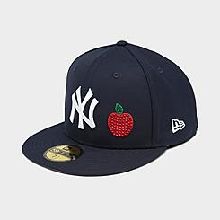 New Era New York Yankees Crystal Icons MLB 59Fifty Fitted Hat