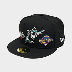 New Era Florida Marlins MLB World Champs 59Fifty Fitted Hat