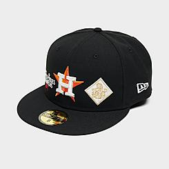 New Era Houston Astros MLB World Champs 59Fifty Fitted Hat