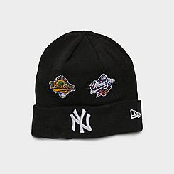 New Era New York Yankees MLB Champions Knit Beanie Hat