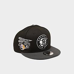New Era Brooklyn Nets NBA City Series 9FIFTY Snapback Hat